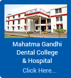 Mahatma Gandhi Dental College & Hospital