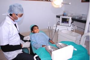Dept of Hospital Administration
