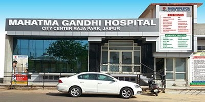 Mahatma Gandhi Hospital, City Center, Rajapark, Jaipur