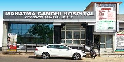 Mahatma Gandhi Hospital, City Center, Rajapark, Jaipur
